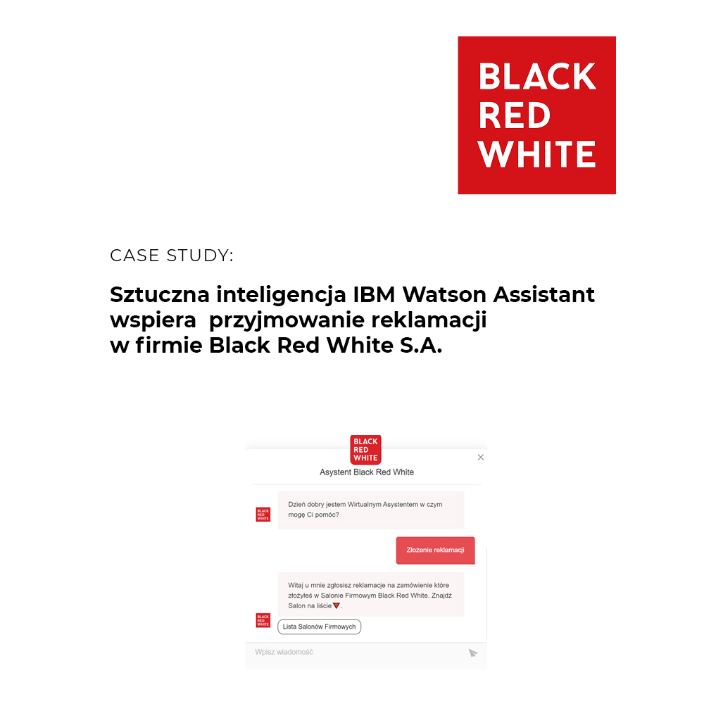 Case Study Black Red White